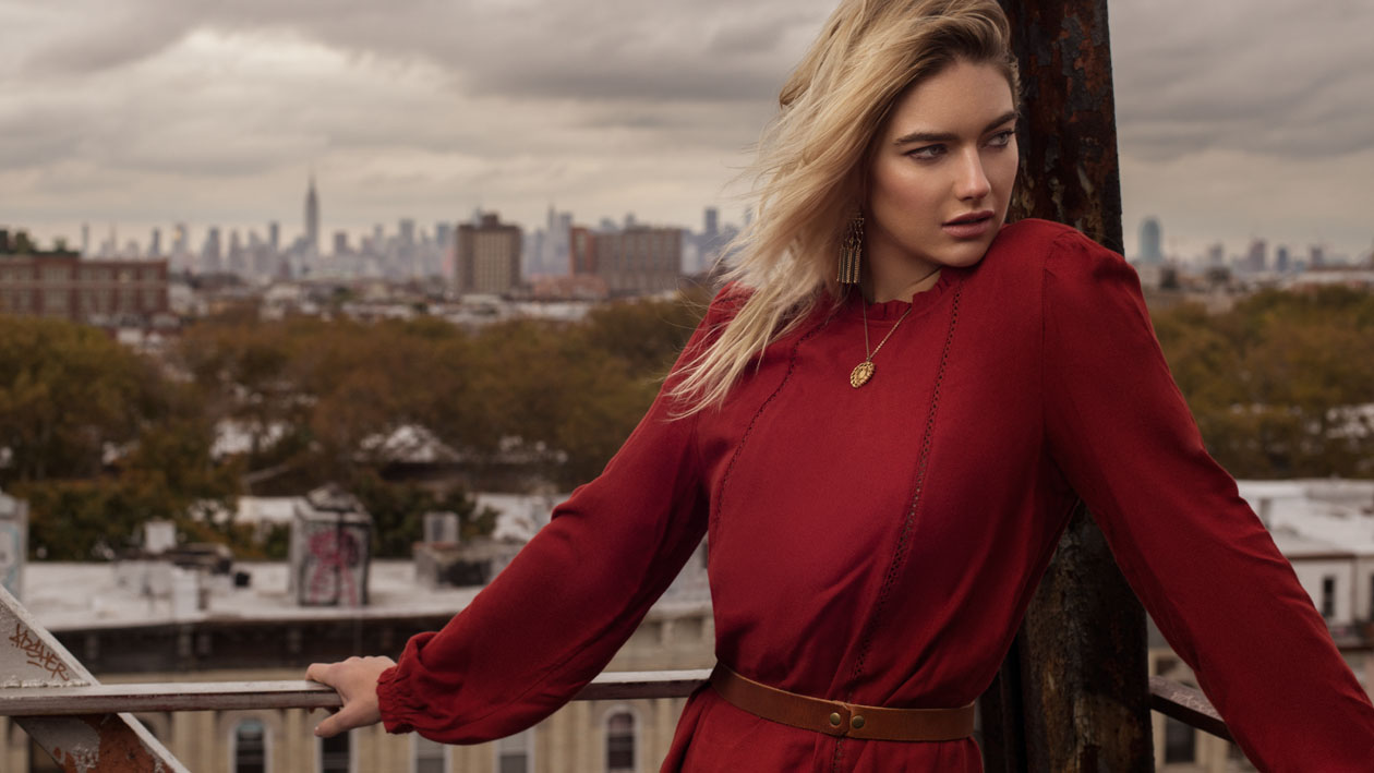 Stories - Autumn in Brooklyn-