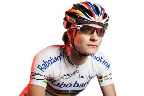 Marianne Vos - Ciclista Campionessa del Mondo